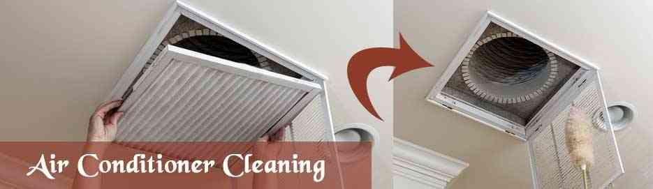 Air Conditioner Cleaning Cabbage Tree