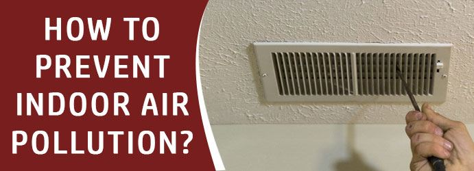 Indoor Air Pollution Melbourne