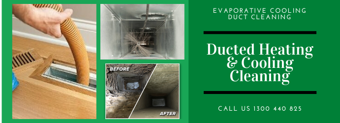 Ducted Heating & Cooling Cleaning